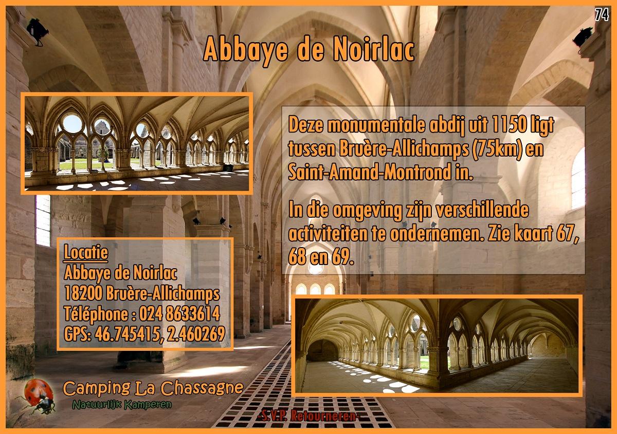 74 Abbaye de Noirlac