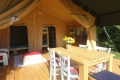 Safaritent Camping La Chassagne