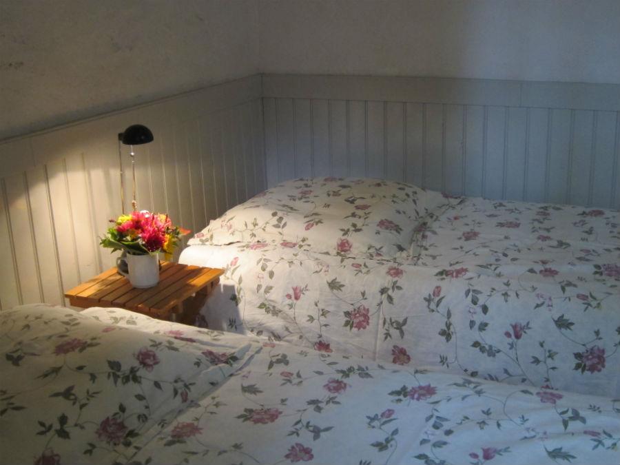 Slaapkamer Maison du Berger