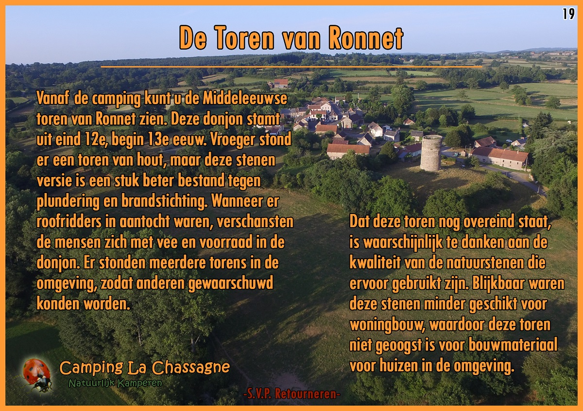 19 Toren Ronnet