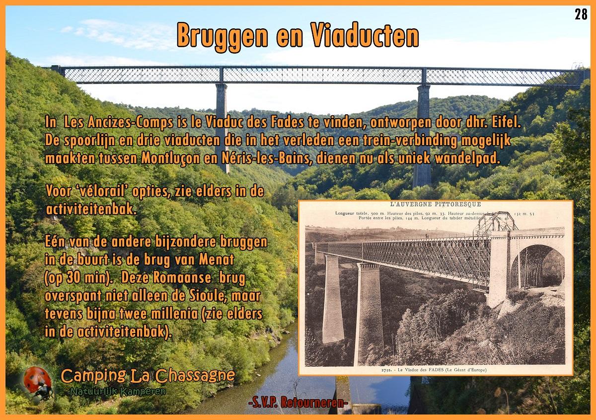 28 Bruggen en Viaducten
