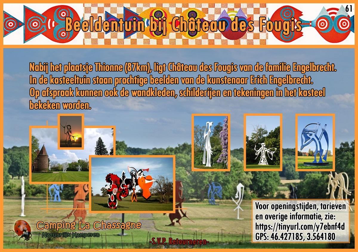61 Beeldentuin Chateau Fougis