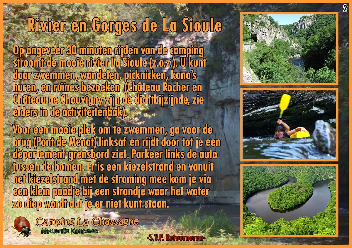 2 La Sioule (Voorkant)